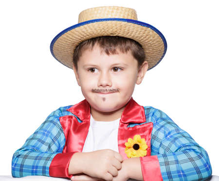 young farmer: young farmer