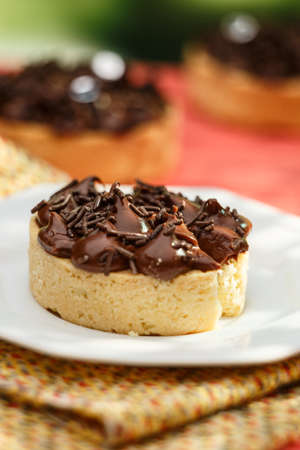 brazilian: Brazilian sweet. Pie Brigadier