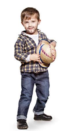Boy pour le festival Juin Banque d'images - 50008895