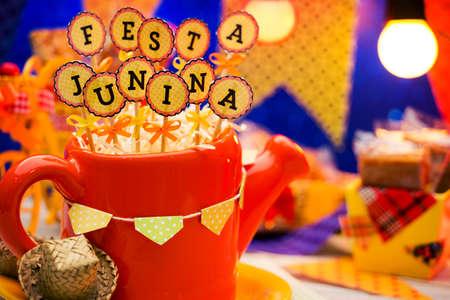 festa: Delicious sweets for the Brazilian Festa Junina Party