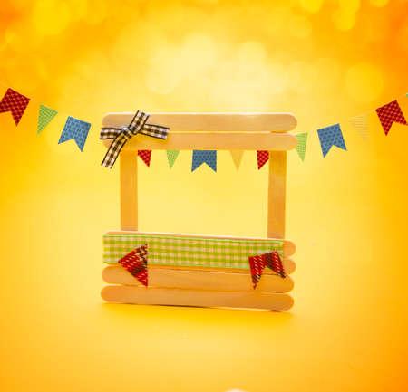 Bonbons délicieux pour la fête brésilienne Festa Junina Banque d'images - 57029575