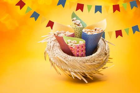 Heerlijke snoepjes voor de Braziliaanse Festa Junina Party