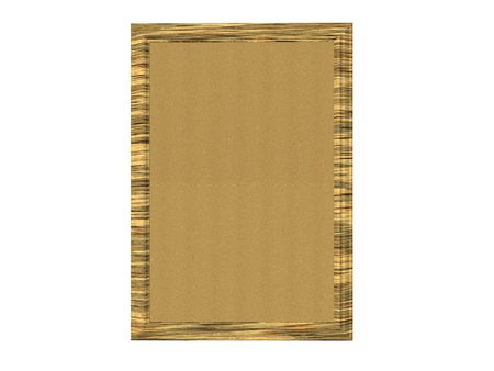 Cork board for pinning notes Stock Photo
