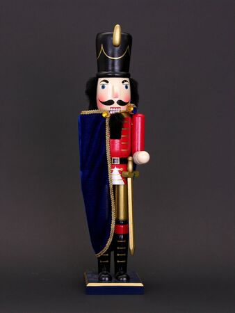 christmas military: Christmas nutcracker