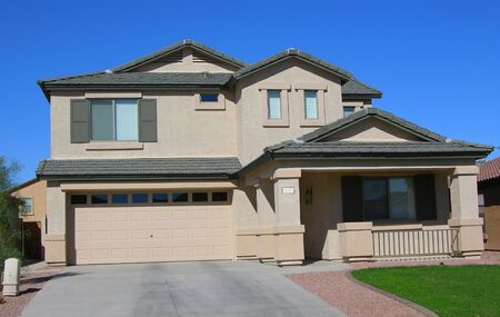 twin house: Brand new home