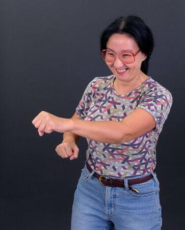self defense: Lady self defense exercise