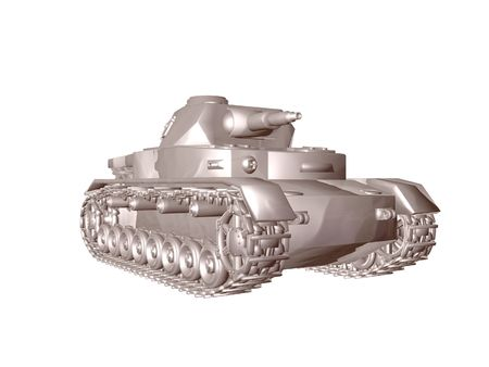 Isolated tank