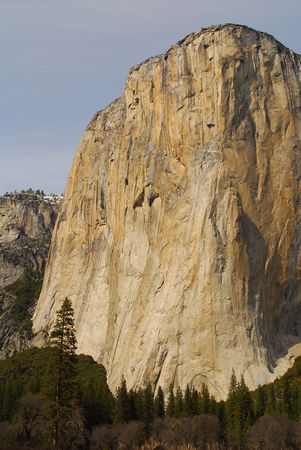 El Capitan Yosemite Stock Photo - 361242