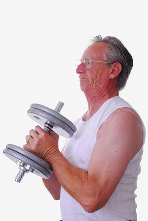 lifting weights: Pesos de elevaci�n mayores
