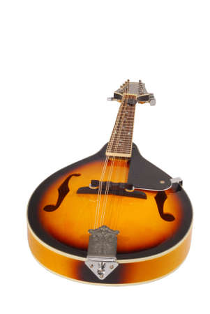 mandolin: New mandolin with pick