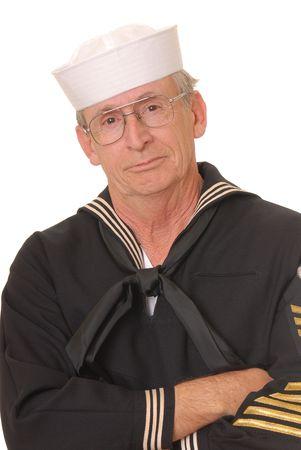 marinero: Antiguo marinero de la Armada de los Estados Unidos