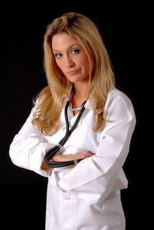 Lovely young and beautiful Doctor or Nurse