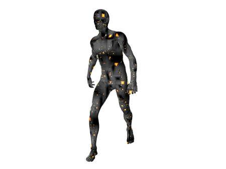 Robot Anderoid photo