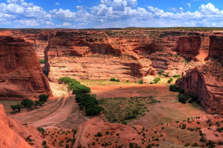 Navajo nation white house ruins canyon de chelly photo