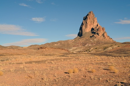 The beginning of winter at Monument Valley