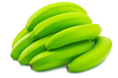 exotics: Green banana