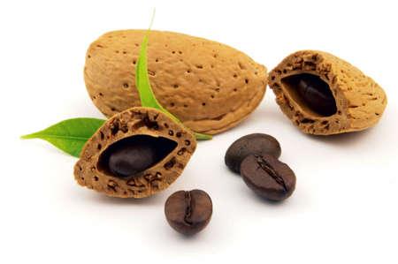 Coffee amaretto Stock Photo