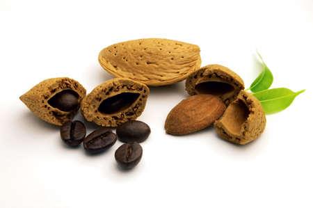 amaretto: Coffee and amande
