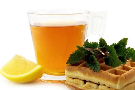 batch: Batch with herbal tea