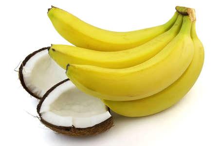 platano maduro: Islas Cocos con plátano