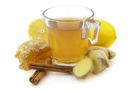 Ginger tea Stock Photo - 5912474