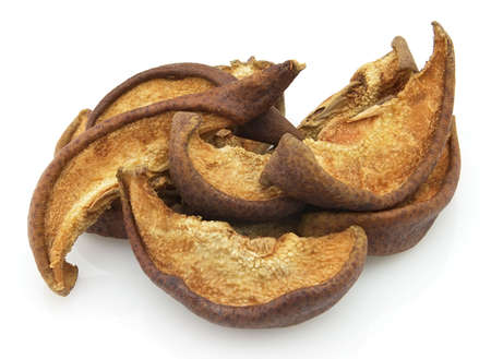 Dried pear photo