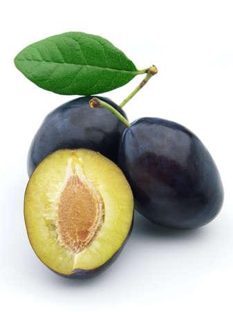 purple leaf plum: Sweet plum