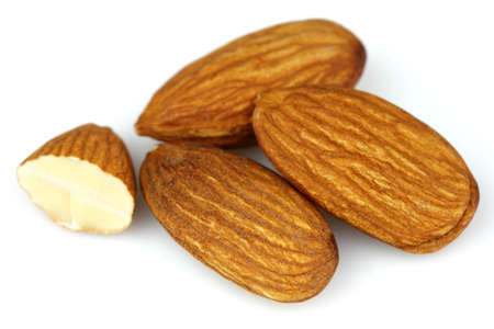 Sweet almonds kernel