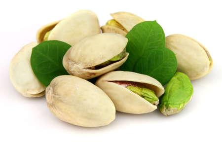 hard core: Heap of pistachio