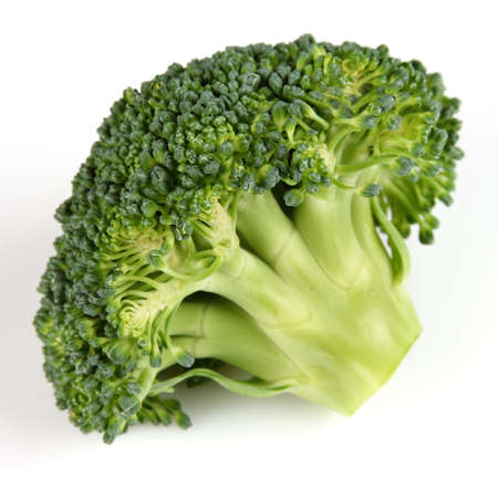 brocolli: Brocolli in closeup Stock Photo