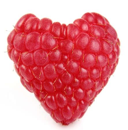 Crimson heart photo