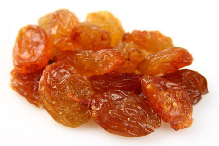 Sweet raisins in closeup Stock Photo - 12231240