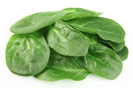 baby spinach: Spinach salad