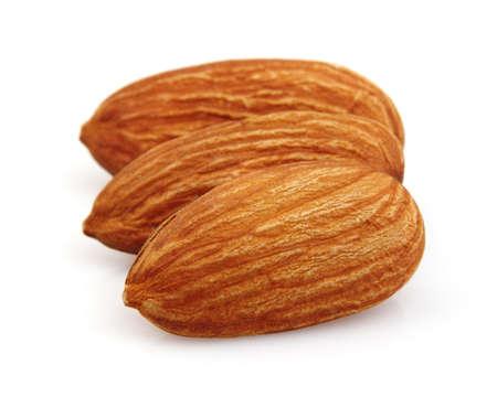 kernel: Almonds kernel Stock Photo