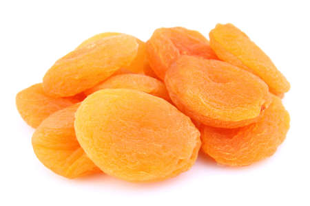 Dried apricots. Use it for a health concept. photo