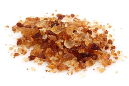 Brown rock sugar photo