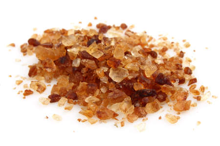 Brown rock sugar photo
