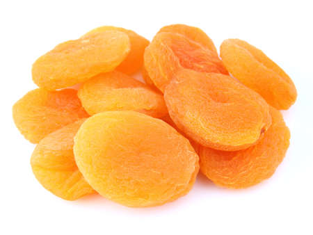 Sweet apricots. Use it for a health concept. photo