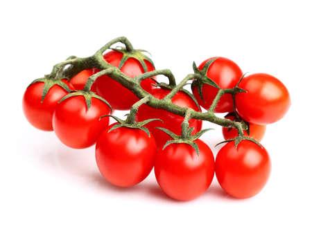 tomato cherry: Ripe tomato cherry