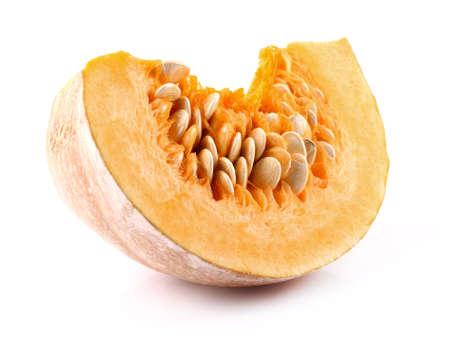 pumpkin seeds: Pumpkin slice