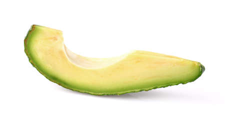 avocado: Slice of avocado