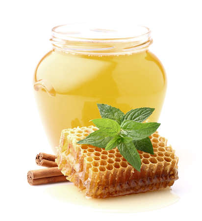 cannelle: Natural honey