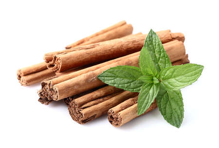 cannelle: Cinnamon with mint