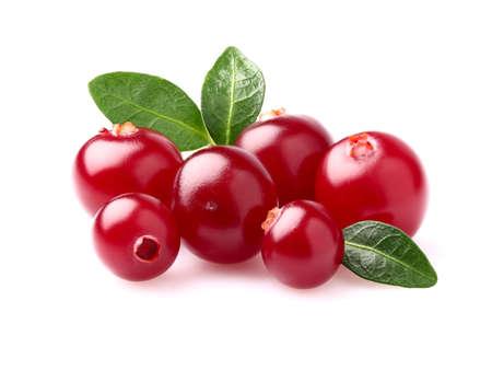 Schoonheid cranberry in close-up