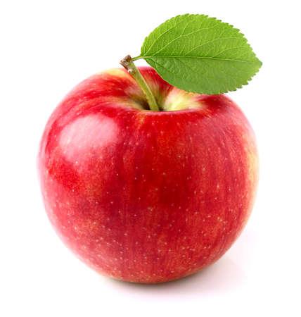 La manzana en fresco  Foto de archivo - 25898052