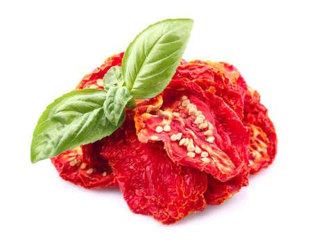 legumbres secas: Tomate secado con albahaca