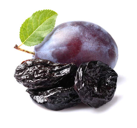 dried plums: Fresh and dried plums