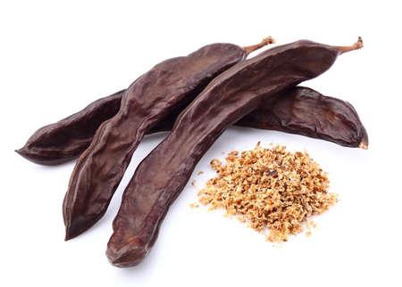frutas tropicales: Algarrobos. Alimentos energ�ticos