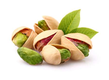 葉とピスタチオ