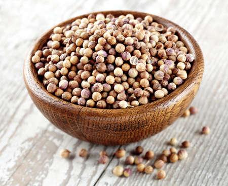 cilantro: Semillas de cilantro
